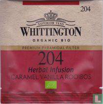 204 Caramel Vanilla Rooibos
