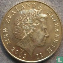 """Nieuw-Zeeland 1 dollar 2003 """"Lord of the Rings - The Ring"""""""