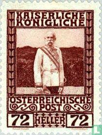 Keizer Frans Jozef I in het uniform van maarschalk