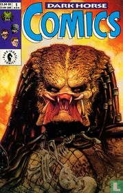 Dark Horse Comics 1