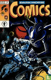 Dark Horse Comics 3
