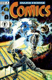 Dark Horse Comics 4