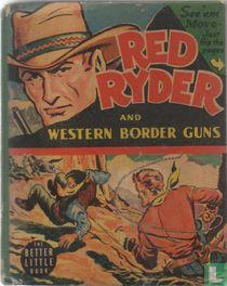 Red Ryder and Western Border Guns