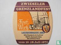 Zwieseler Grenzlandfest