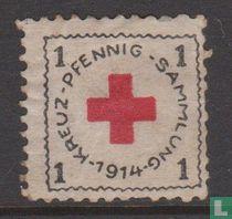 Rotes Kreuz-Auflistung