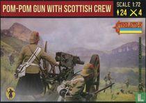 Pom-Pom Gun with Scottish Crew