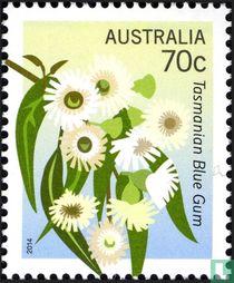 Bloemen van de deelstaten