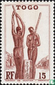 Togoische Frauen
