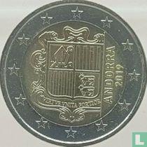 Andorra 2 euro 2019