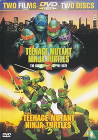 The Secret of the Ooze + Teenage Mutant Ninja Turtles III