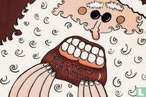 "00145 - Avant Card - Chris Bray-Cotton ""Merry Christmas"""