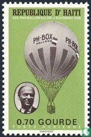 Ballooning Jan Boesman