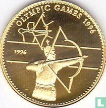 "Mongolië 500 tugrik 1996 (PROOF) ""Summer Olympics in Atlanta"""