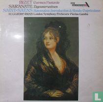 Carmen Fantaisie / Zigeunerweisen / Havanaise / Introduction & Rondo Capriccioso