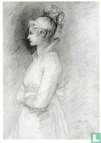 Antonio Canova 'Bildnis der Prinzessin'