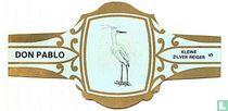 Little Silver Heron