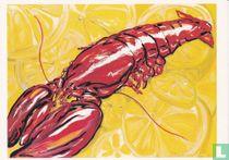 Alexander Friedmann-Hahn 'Lobster au citron'