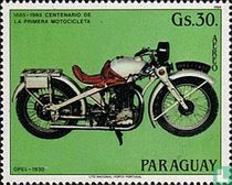 Motorcycles 100 years