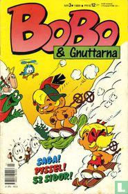 Bobo & Gnuttarna 3