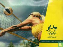 "Australië combinatie set 2016 ""Australian olympic team"""
