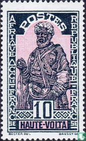 Haussa chieftain
