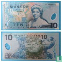 Nieuw-Zeeland 10 Dollars