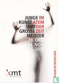 """Kasseler Musiktage """"Junge Im Kunst Atem..."""""""