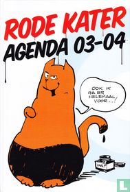 Rode kater agenda 03-04