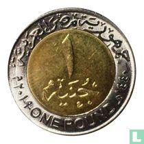 "Ägypten 1 Pound 2019 (AH1440) ""New Egyptian countryside"""