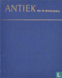 Antiek Verzamelband ANTIEK 1980/1981 vijftiende jaargang