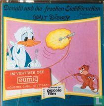 Donald und die frechen Eichhornchen