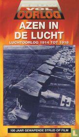 Azen in de lucht luchtoorlog 1914 tot 1918