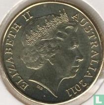 "Australia 1 dollar 2011 ""2011 Commonwealth Heads of Government Meeting"""