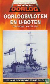 Oorlogsvloten en U-boten zee-oorlog 1914 tot 1918