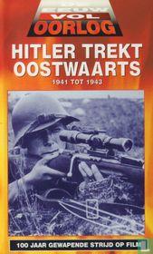 Hitler trekt oostwaarts 1941 tot 1943