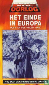 Het einde van Europa - Oost- en Westfront 1945