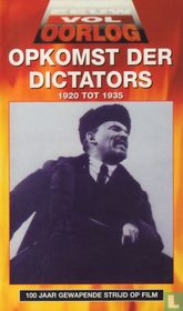 Opkomst der dictators 1920 tot 1935