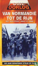 Van Normandië tot de Rijn - het westfront 1942 tot 1945