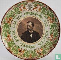 """1863 Ter herinnering 1913 Société Céramique Maestricht"" - Henri Verstijnen"