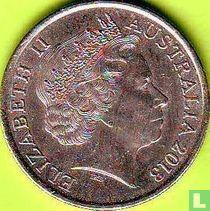 Australië 10 cents 2013