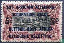 """Opdrukken """"Van Mechelen"""" - Postzegels van 1916 - T14"""