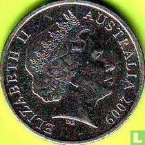 Australië 10 cents 2009