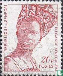 Senegalese elegantie