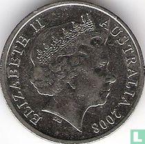 Australië 10 cents 2008