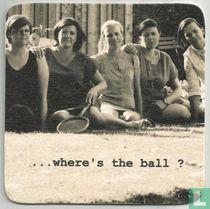 ...where's the ball?
