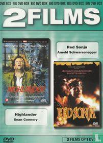 Highlander + Red Sonja