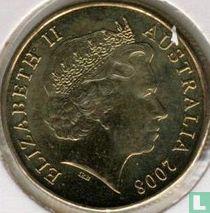 "Australia 1 dollar 2008 ""Centenary of scouting in Australia"""