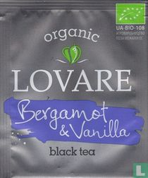 Bergamot & Vanilla