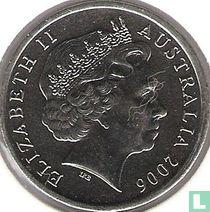 Australië 10 cents 2006