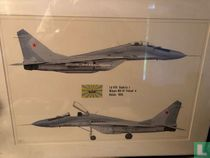 I.A. PVO Eskadrilla 1 MIG 29